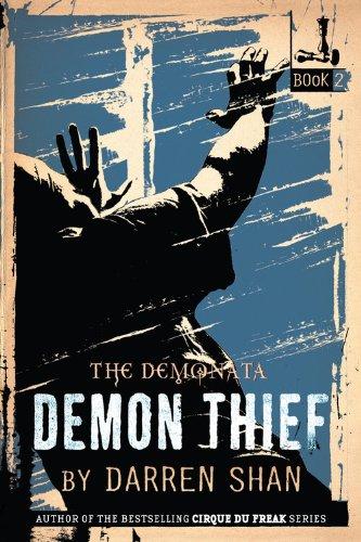 Demon Thief 9780316012386