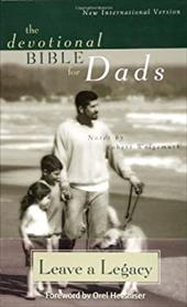 Devotional Bible for Dads-NIV
