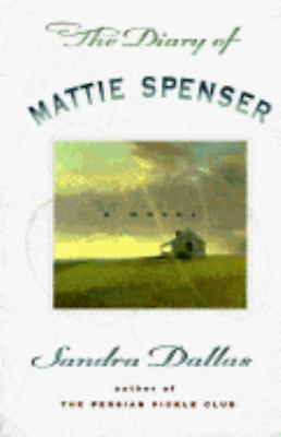 Diary of Mattie Spenser 9780312155155