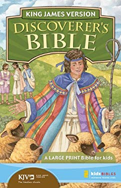 Discoverer's Bible-KJV-Large Print 9780310719342