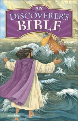 Discoverer's Bible-NIV-Large Print 9780310705017