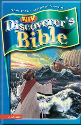 Discoverer's Bible-NIV-Large Print 9780310705024