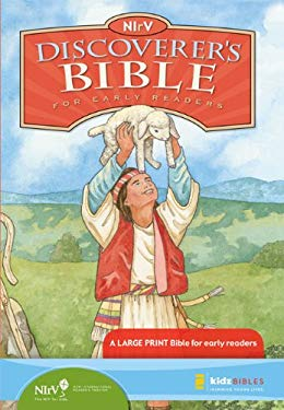 Discoverer's Bible for Young Readers-NIRV-Large Print 9780310703822