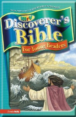 Discoverer's Bible for Young Readers-NIRV-Large Print