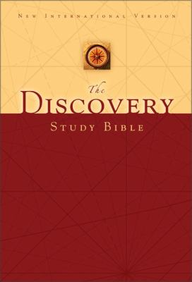 Discovery Bible-NIV: A Guided Exploration of God's Word 9780310927150