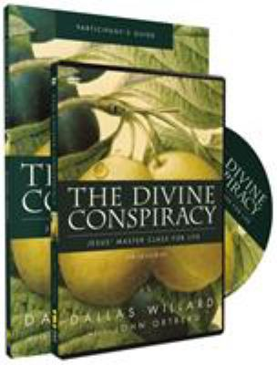 The Divine Conspiracy: Jesus' Master Class for Life [With DVD] 9780310889595