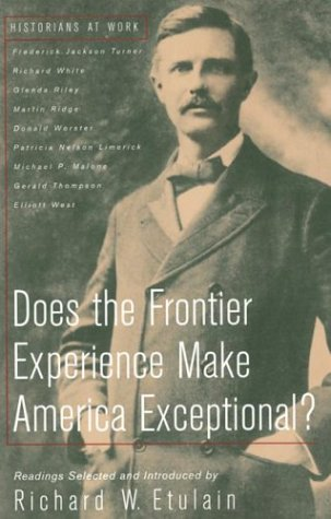 frederick jackson turners thesis said what about the frontier
