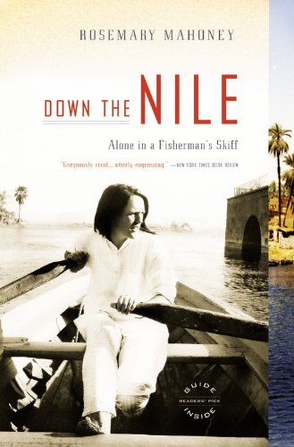 Down the Nile: Alone in a Fisherman's Skiff 9780316019019