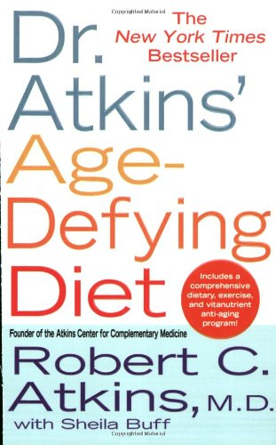 Dr. Atkins' Age-Defying Diet 9780312316075