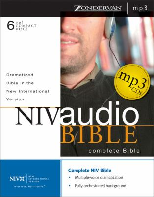 Dramatized Bible-NIV 9780310922643