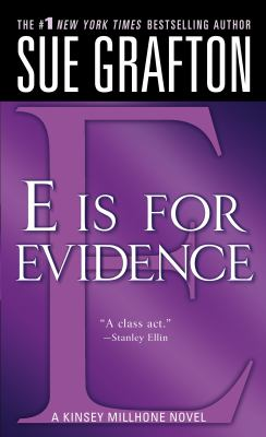 E Is for Evidence 9780312939038