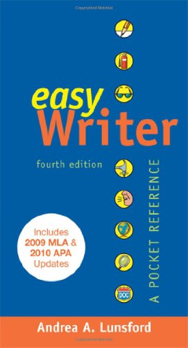Easywriter: A Pocket Reference 9780312650315