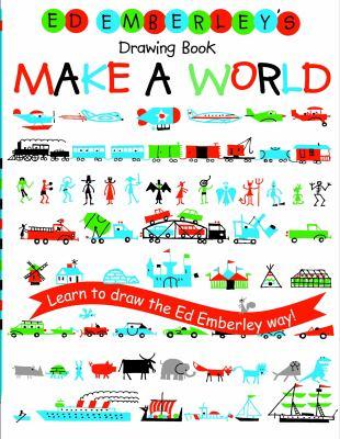Ed Emberley's Drawing Book Make a World