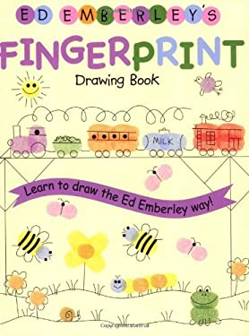 Ed Emberley's Fingerprint Drawing Book 9780316789691