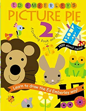 Ed Emberley's Picture Pie Two 9780316789806