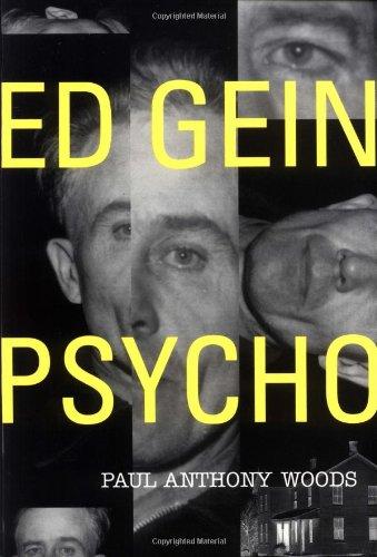 Ed Gein--Psycho! 9780312130572