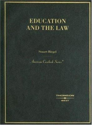 Education and the Law 9780314150479