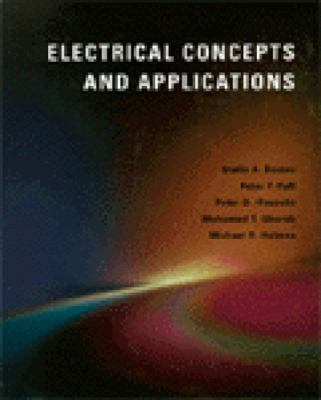 Electrical Concepts and Applications 9780314202024