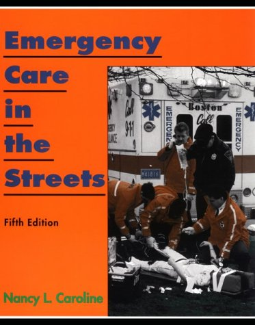 Emergency Care in the Streets 9780316128919