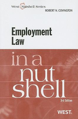 Employment Law in a Nutshell 9780314195401