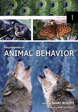 Encyclopedia of Animal Behavior [3 Volumes] 9780313327452