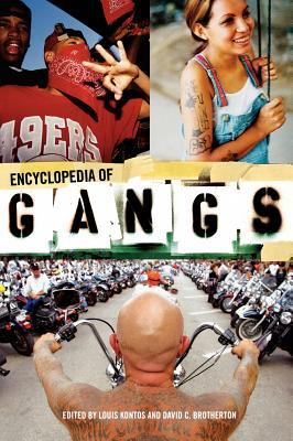 Encyclopedia of Gangs 9780313334023