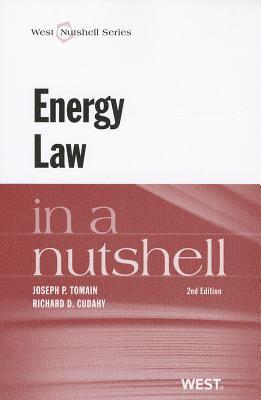 Energy Law in a Nutshell 9780314271860