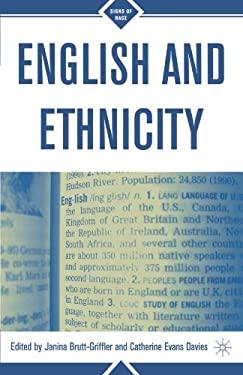 English and Ethnicity 9780312296001
