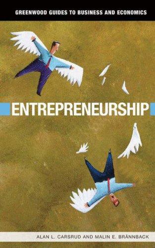 Entrepreneurship 9780313336898