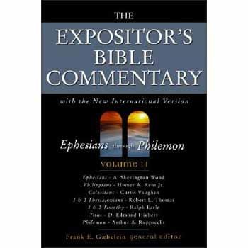 Ephesians Through Philemon: Volume 11 9780310365303
