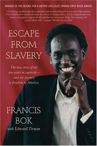 Escape from Slavery: The True Story of My Ten Years in Captivity and My Journey to Freedom in America 9780312306243