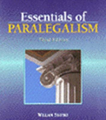 Essentials of Paralegalism 9780314129000