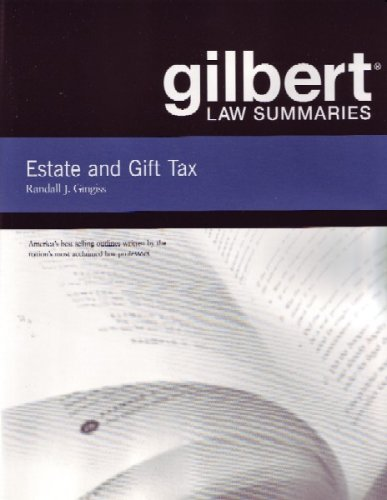 Estate and Gift Tax