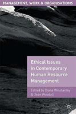 Ethical Issues in Contemporary Human Resource Management 9780312228743