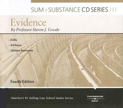 Evidence 9780314189530