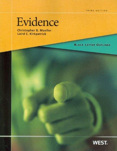 Evidence 9780314267238