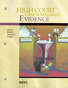 Evidence 9780314911858