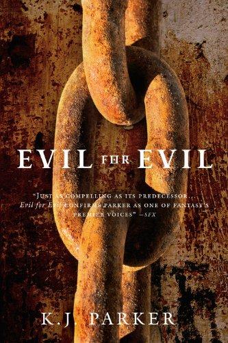Evil for Evil 9780316003391