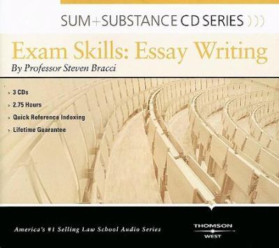 Exam Skills: Essay Writing 9780314199010
