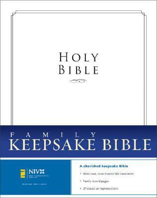Family Keepsake Bible-NIV 9780310938552