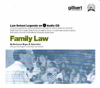 Family Law [With CDROM] 9780314160966