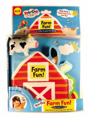 Farm Fun! [With Cow Bath Toy] 9780316065252