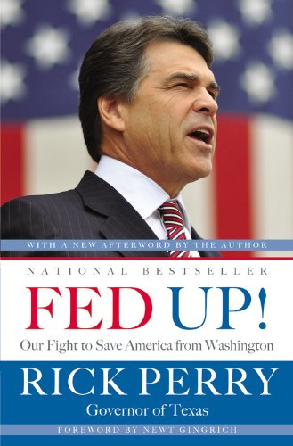 Fed Up!: Our Fight to Save America from Washington 9780316133463