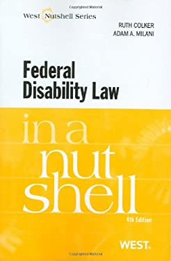 Federal Disability Law in a Nutshell 9780314264619