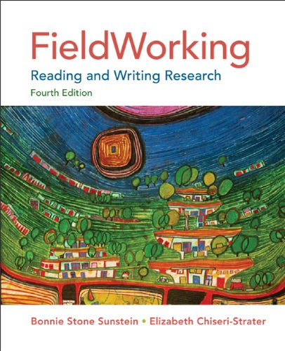 Fieldworking: Reading and Writing Research 9780312622756
