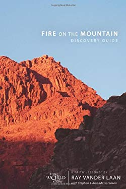 Fire on the Mountain Discovery Guide: 6 Faith Lessons 9780310291190