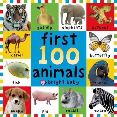 My First Animal Board Book (My 1st Board.