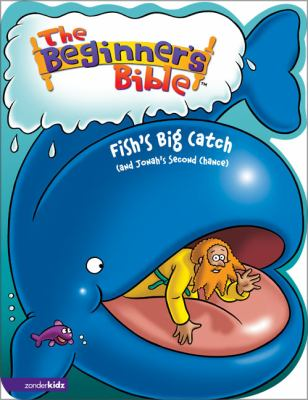 Fish's Big Catch: And Jonah's Second Chance 9780310713395