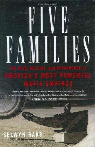 Five Families 9780312300944