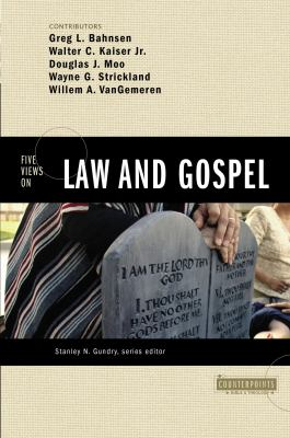 Five Views on Law and Gospel 9780310212713